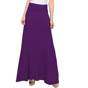 Dresses & Skirts - Purple Maxie Skirt